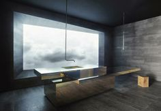 Interior : Kitchen by Joseph Diran