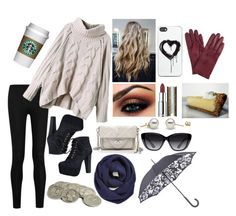"""""""Gorgeous fall outfit"""" by style4everxoxo on Polyvore featuring Donna Karan, Speed Limit 98, BP., Linea Pelle, Dolce&Gabbana, Zero Gravity, Elizabeth and James, Fulton and John Lewis"""