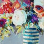"Erin Gregory original painting, 36"" x 48"" ""Morning Sunshine 2"" $1700 only at Gregg Irby Fine Art in Atlanta, GA!"