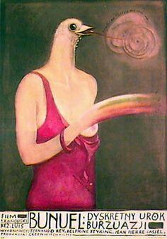 Le Charme discret de la bourgeoisie  (The Discreet Charm of the Bourgeoisie)  (Luis Buñuel; 1972)