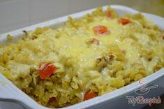 Villámgyors vacsora: Spaghetti aglio olio e peperoncino Aglio Olio, Okra, Pesto, Risotto, Macaroni And Cheese, Oatmeal, Grains, Spaghetti, Rice