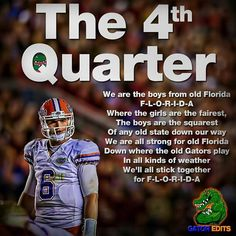 Florida Gators <3
