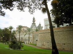 Cartagena Murcia Muralla del Mar