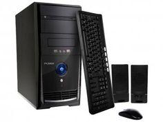 Computador PC Mix J1800 Intel Dual Core - 4GB 500GB Linux