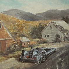 Artist Updates Old Thrift Store Paintings With Pop Culture Elements http://www.randomzebra.com/dave-pollot-thrift-store-paintings-pop-culture-update/  When he's not writing software at his job in New York, Dave Pollot likes to bring new life to old art, by making pop culture additions to abandoned thrift paintings.