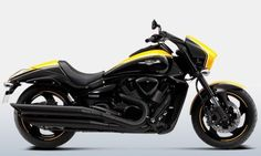 Official Image of Suzuki Intruder M1800R BOSS Edition