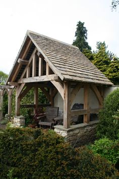 Gazebo Plans Glazing Green Oak Green Oak Requires The