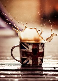 How about a lovely cuppa in a union jack mug, share with Benedict Cumberbatch & see what gets stirred I Love Coffee, Coffee Break, My Coffee, Morning Coffee, Coffee Mugs, Coffee Blog, Coffee Cafe, Coffee Shops, Coin Café