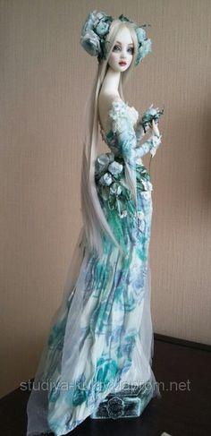 Впервые в Днепропетровске! Авторская кукла с Миланой Шупа-Дуброва!, цена, заказать в Днепре — Prom.ua (ID#287190971)
