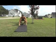 How to do Burpees when Pregnant. Pregnancy Workout.