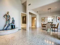 5511 Royal Lane, Dallas, TX 75229 - Stunning #Terrazzo floors  Ed Murchison