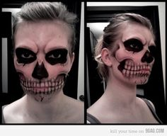 Creepy...Have only vague notions on how to create this affect but I bet I could try...