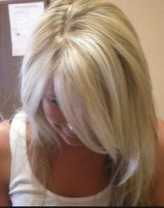Blonde!! <3