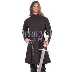 Jon Snow's Night Watch Gambeson - 889701 from Medieval Collectables