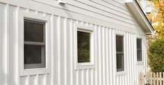 not sure this is what we want after all James Hardie - Products | HardiePanel Vertical Siding