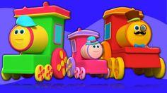Bob o trem   Dedo família   Canção de berçário   Bob Train Finger Family...Nós sabemos que vocês, bebês, amam Bob O trem. Você estaria interessado em conhecer sua linda família também? Bem-vindo a família do dedo de Bob! Esta família de trem é a família mais legal que você nunca vai encontrar. #crianças #bebê #pais #toddlers #poesiainfantil #rimas #préescolar #jardimdeinfância #educaçãoescolaremcasa #aprendendo #berçáriorimas #kidssong #kidsvideo #nurseryrhymes #BobthetrainPortugues