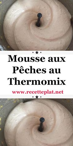 Thermomix Desserts, Ww Desserts, Desserts Fruits, Mousse, Hui, Comme, Cooking, Recipes, Illusion