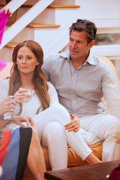 Kathryn Didn't Support Thomas On 'Southern Charm' & That's Completely OK