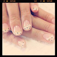 More Bows #nailart #nails #nailpolish