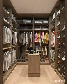 19 best ideas for mens walk in closet organization Master Closet Design, Walk In Closet Design, Master Bedroom Closet, Closet Designs, Dressing Room Closet, Dressing Room Design, Family Apartment, Apartment Design, Closet Interior