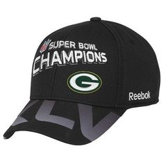 Green Bay Packers Super Bowl Hats