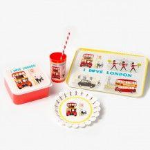 Lunch box london vente accessoires et objets décoration enfants : My Little Bazar.