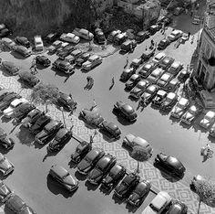 Automóveis, Rio Jean Manzon, circa 1940