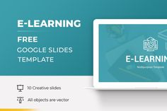 E-Learning Free Keynote Presentation Template Free Powerpoint Presentations, Powerpoint Template Free, Powerpoint Presentation Templates, Layout Template, Corporate Brochure, Business Marketing, Keynote, Teaching, Education