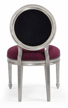Bernhardt Louis side chair for dining room...we selected custom fabric~xoxo, Stash
