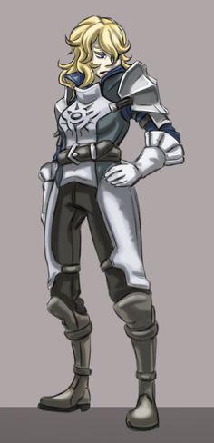 Captain of the Republic Guard by Biomatrix1-15