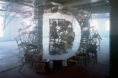 Permanently Temporary: Atmospheric Object Installations by Nicola Yeoman » Retail Design Blog