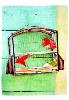 """Saatchi Art Artist Kunstbetrieb Alujevic; Painting, """"Cunbasis"""" #art"""
