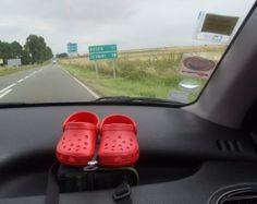 Crocs en voyage ##crocs
