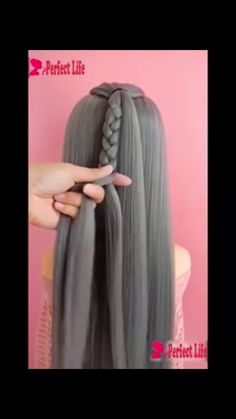 You deserve some amazing Rose Gold Hair Color for your long hair. So, regarding that, we have gathered some lovely Rose Gold Hair Color suggestions only for you. Little Girl Hairstyles, Pretty Hairstyles, Braided Hairstyles, Unique Hairstyles, Popular Hairstyles, Wedding Hairstyles, Download Hair, Pinterest Hair, Hair Videos