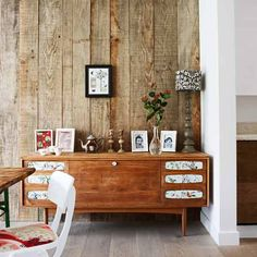 Get the time-worn board look without the wait: see 3 ways to get the look of salvaged wood using lumber milled in this century