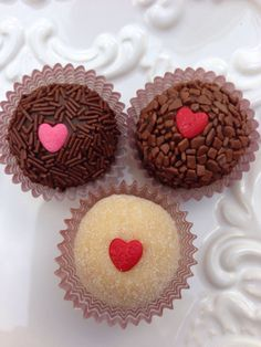 Brigadeiros Valentine's                                     by Delightery