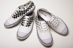 Comme des Garçons' Goes Ultra-Niche With Latest Sneaker Collab