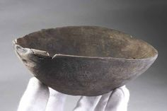 Sheffield's floods help make medieval bowls - Robin Wood