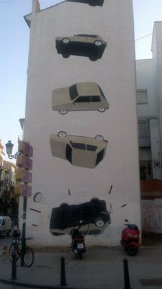 Urban art in Valencia