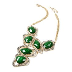 Amrita Singh | Amrita Harper Crystal Necklace - Fashion Jewelry Necklaces - Indian Necklaces | New!