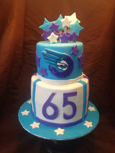 Rochester Knighthawks Cupcake Cakes, Cupcakes, Custom Cakes, Birthday Cake, Desserts, Food, Personalized Cakes, Birthday Cakes, Meal