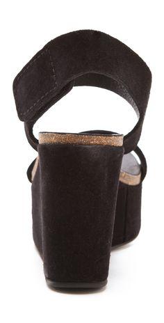 Pedro Garcia Dakota Wedge Sandals | SHOPBOP