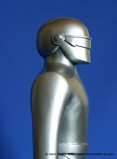 Gort from The Day the Earth stood still. Awesome old school flick.