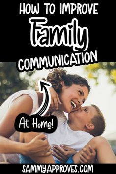 Family communication is probably one of the easiest areas to improve the family bond you have with your children.  Checking in with your kids, building that foundation where they feel safe to come to you with problems is so important.  Parents need to remember..  Kids, no matter how small are human beings Kids have feelings they need to express daily Kids Building, Family Communication, Family Bonding, Mom Advice, Parenting Hacks, Foundation, Parents, Positivity, Feelings