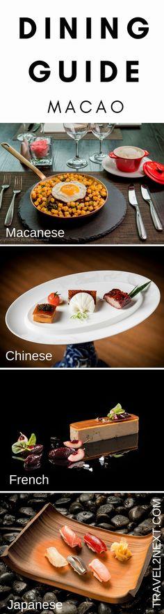 macao restaurant guide