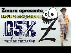 Zmaro apresenta o Projeto de Dança/desfile G5X