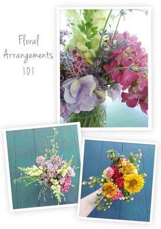 Floral Arrangements 101