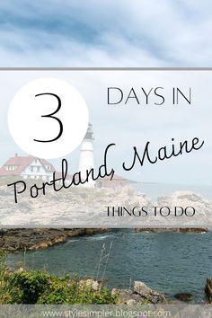 Portland Hotels, Visit Portland, Portland Maine, Acadia National Park, National Parks, Ogunquit Beach, Lobster Shack, Old Orchard Beach, Visit Maine