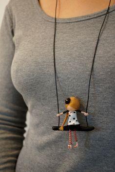Dorimu fairy necklace