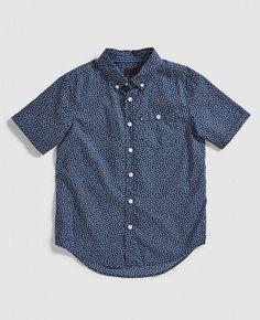 Casper Short Sleeved Shirt